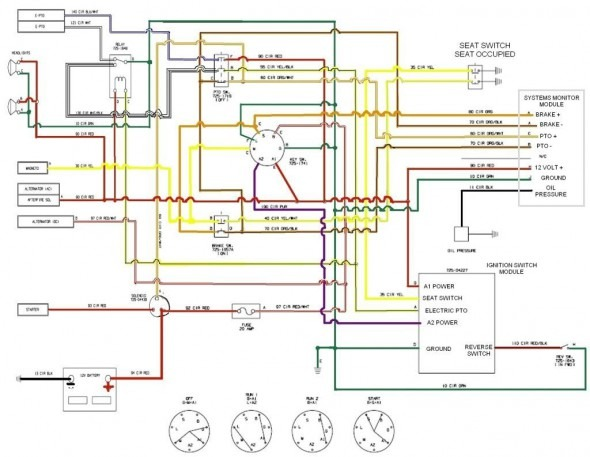 diagram kohler command pro 14 wiring diagram full version