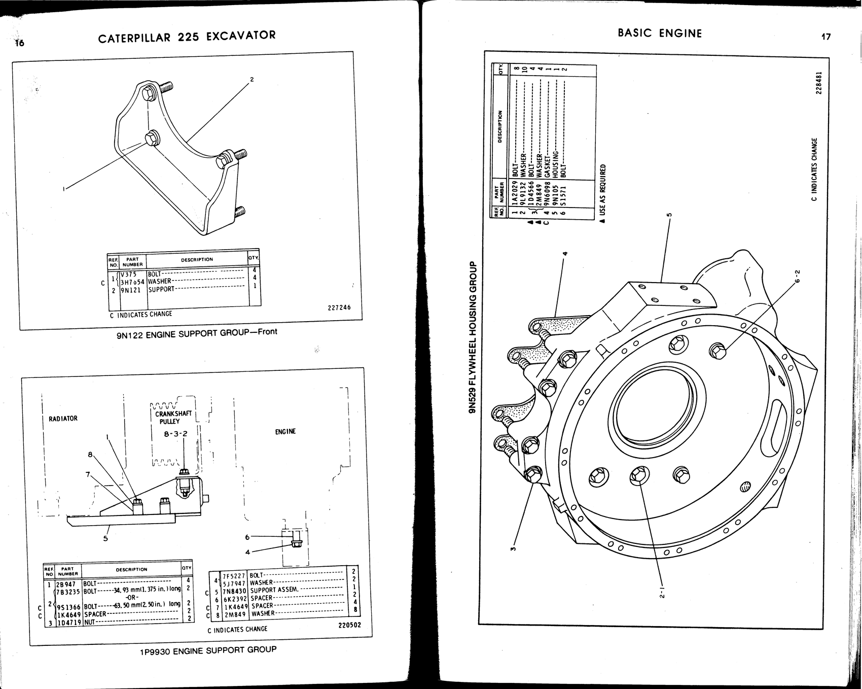Fe 5125  3208 Cat Engine Pulley Diagram Wiring Diagram
