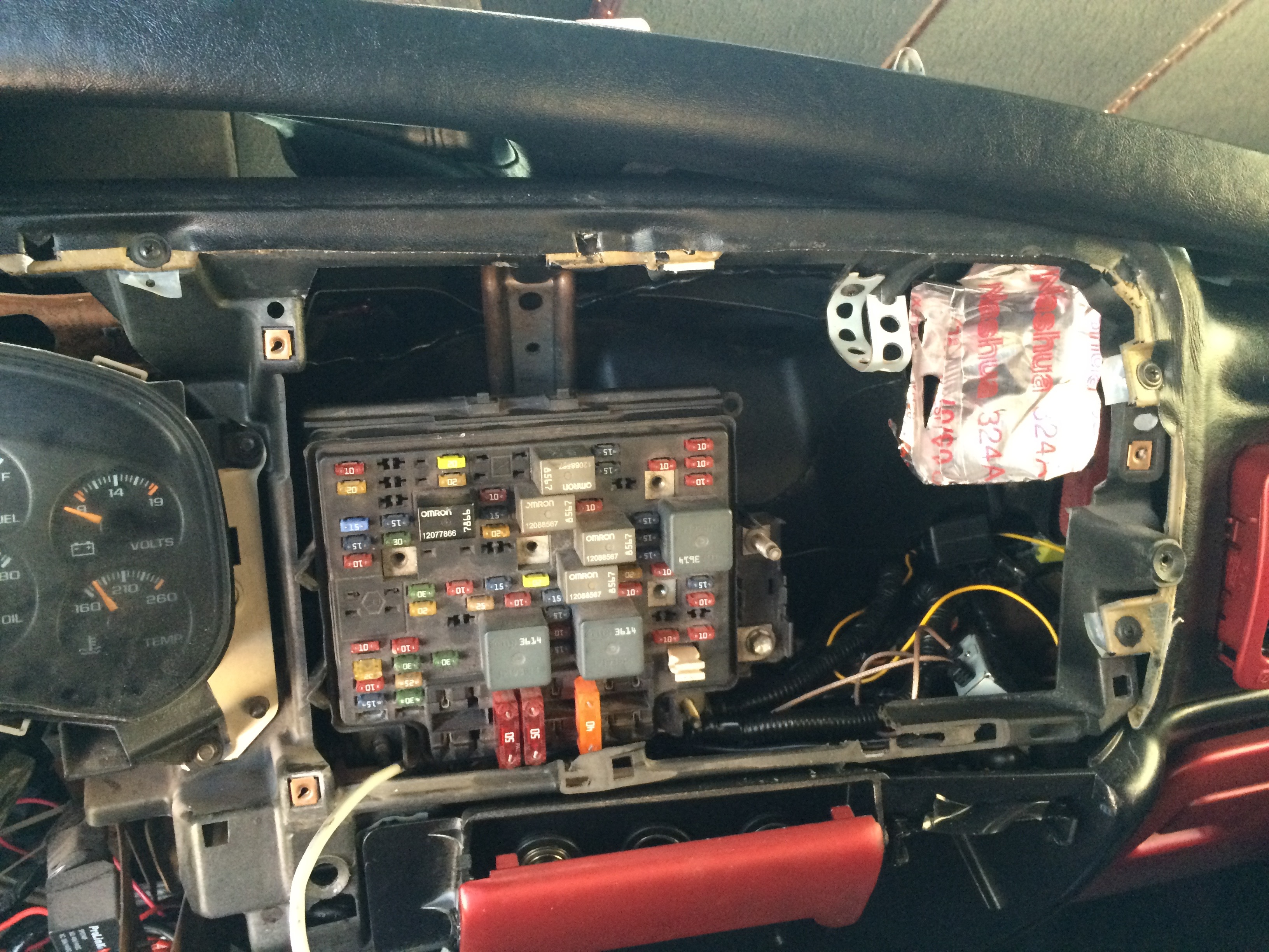 S13 Fuse Box Tuck - wiring diagram kid-gtr - kid-gtr.energiavicina.it | Tucked 240sx Fuse Box |  | energiavicina.it