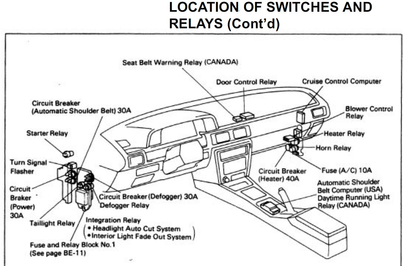 Fabulous 1988 Dodge Aries Wiring Diagram Basic Electronics Wiring Diagram Wiring Cloud Uslyletkolfr09Org