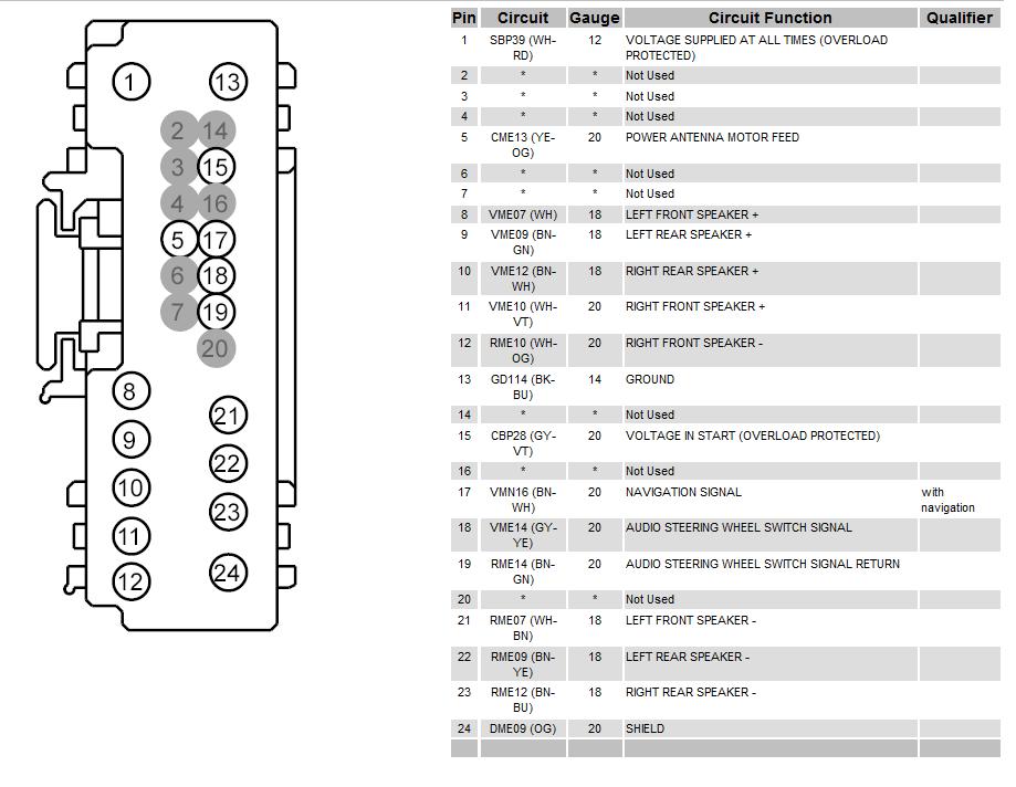 [TVPR_3874]  YC_8542] Ford Stereo Wiring Diagram 2006 Ford Fusion Radio Wiring Diagram  Ford Download Diagram | Ford Radio Wiring |  | Geis Bocep Mohammedshrine Librar Wiring 101