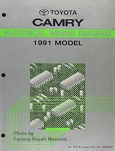 Prime 1991 Toyota Camry Electrical Wiring Diagrams Original Factory Wiring Cloud Orsalboapumohammedshrineorg