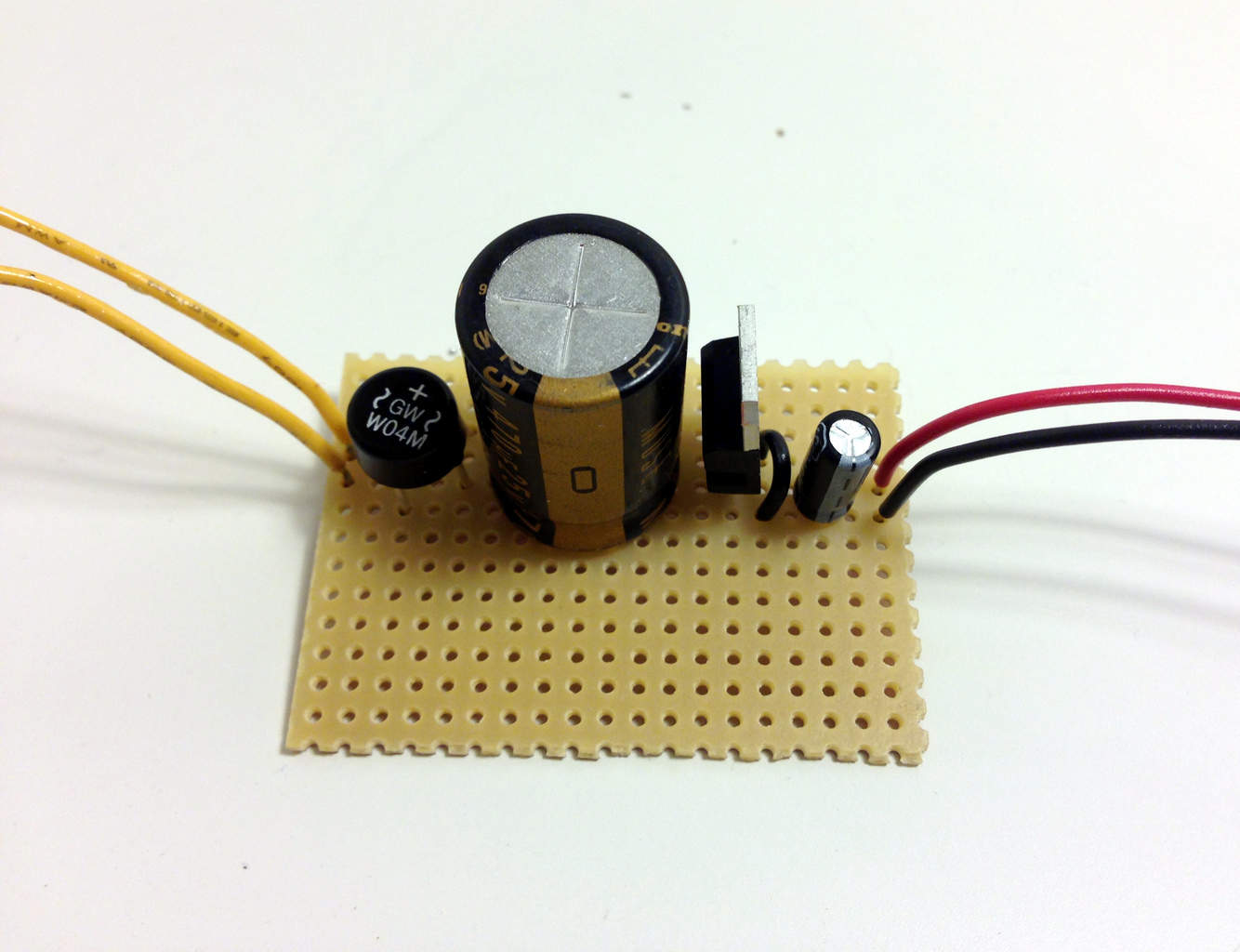 Wondrous The Simplest Power Supply Circuit Build Electronic Circuits Wiring Cloud Uslyletkolfr09Org