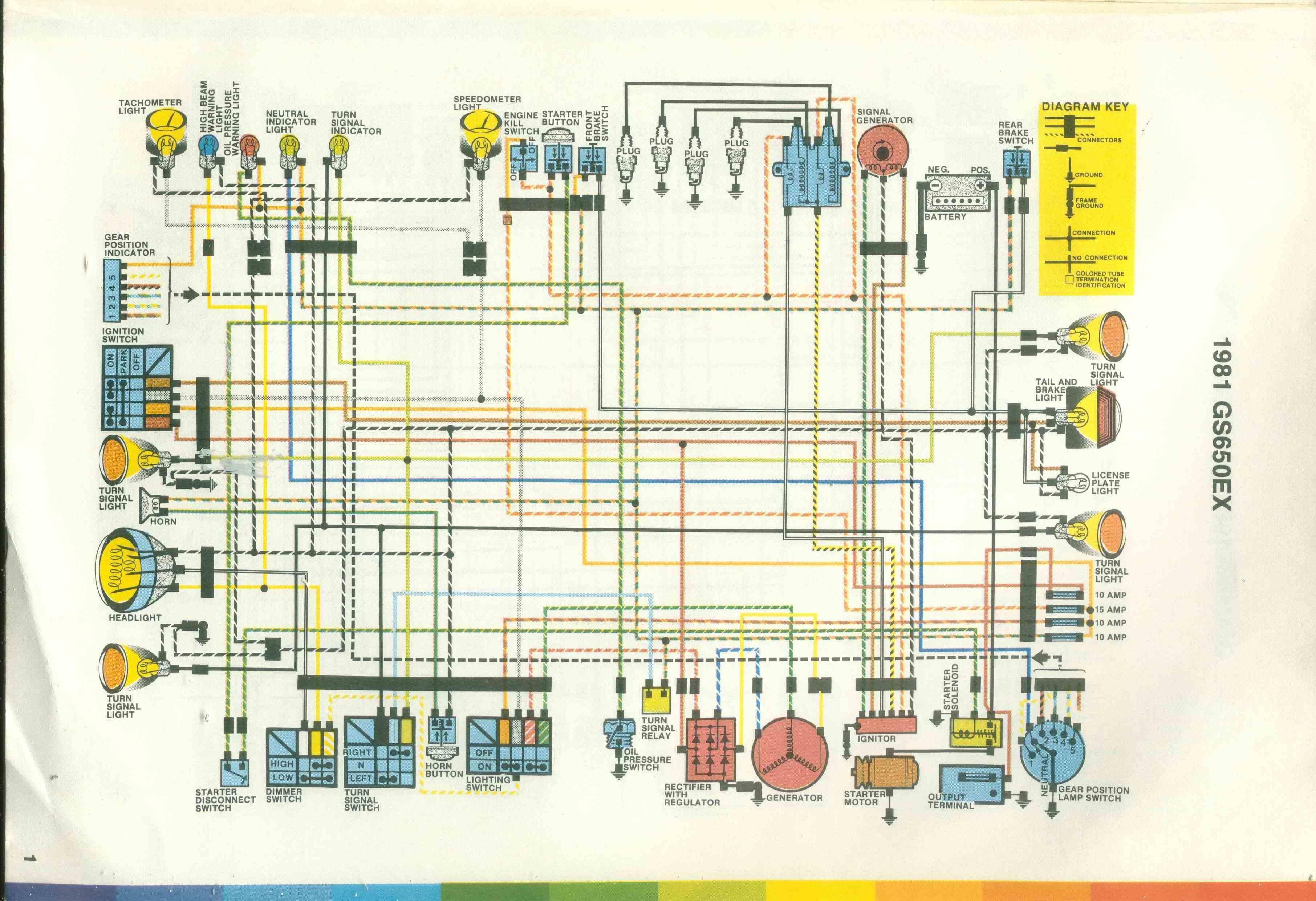 Os 2861 1983 Suzuki Gs 450 Automatic Moreover Ducati Wiring