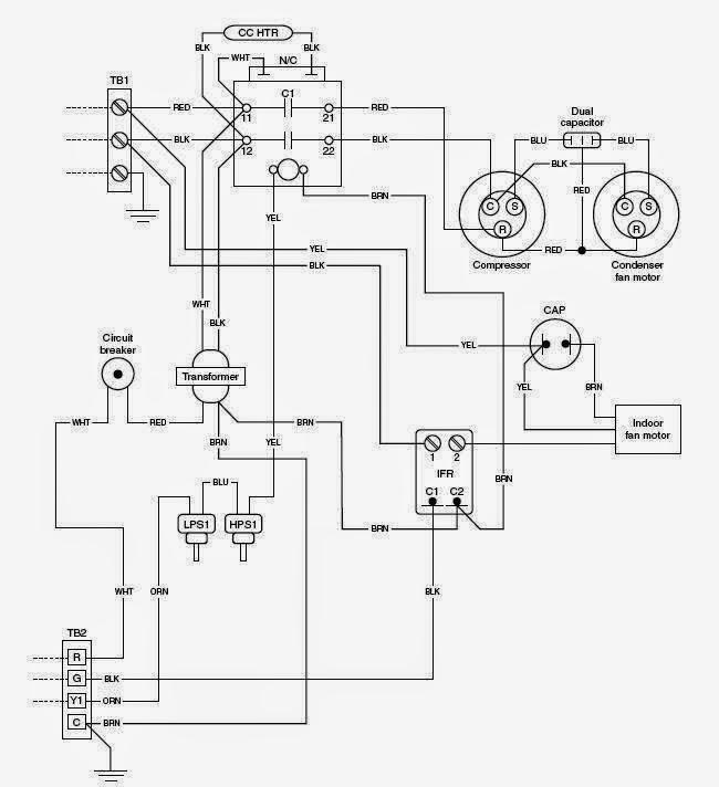 Remarkable Electrical Hvac Wiring Wiring Diagram Wiring Cloud Domeilariaidewilluminateatxorg