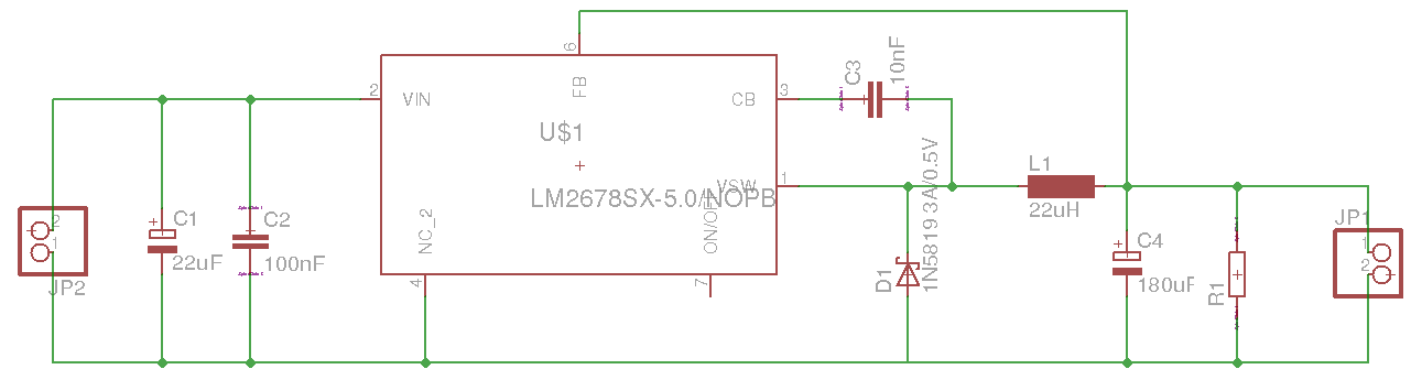 Admirable Voltage Switching Regulator Ti Lm2678 Not Working On Load Wiring Cloud Itislusmarecoveryedborg