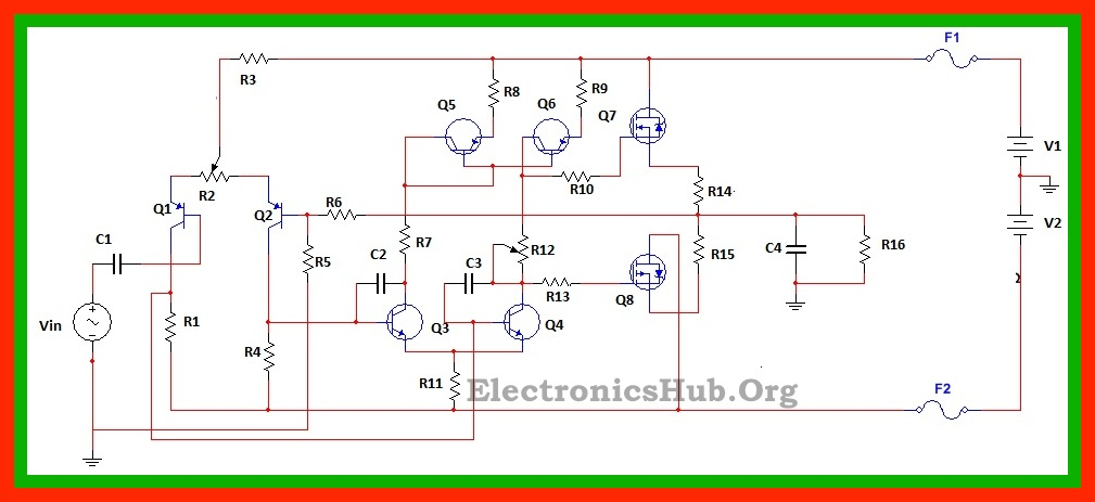 Excellent My World My Rules 100W Mosfet Power Amplifier Circuit Wiring Cloud Xortanetembamohammedshrineorg