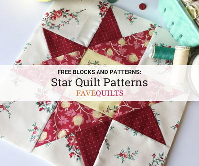 Outstanding 33 Star Quilt Patterns Free Block Designs And Quilt Ideas Wiring Cloud Rdonaheevemohammedshrineorg