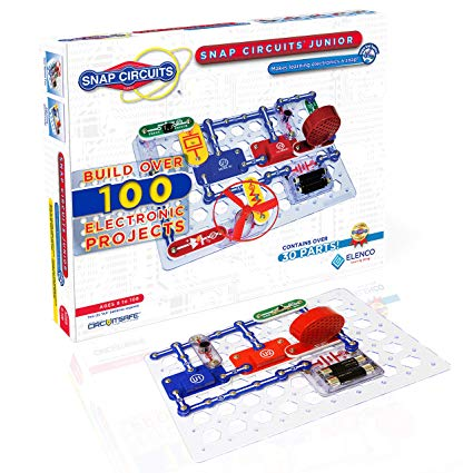 Peachy Buy Snap Circuits Jr Sc 100 Online At Low Prices In India Amazon In Wiring Cloud Waroletkolfr09Org