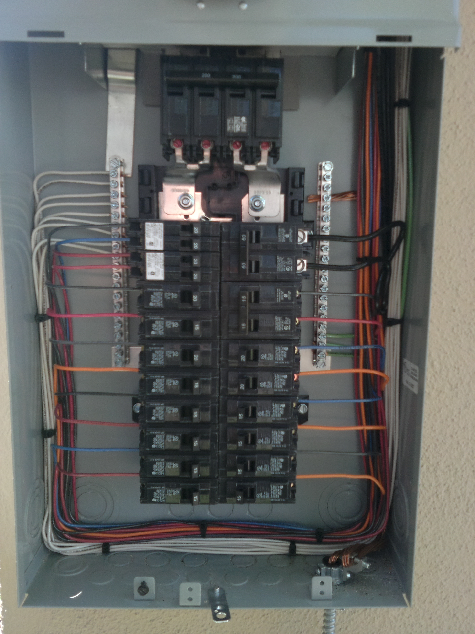YF_0333] In A Circuit Breaker Panel Box Wiring Free Download Wiring DiagramBedr Isra Mohammedshrine Librar Wiring 101