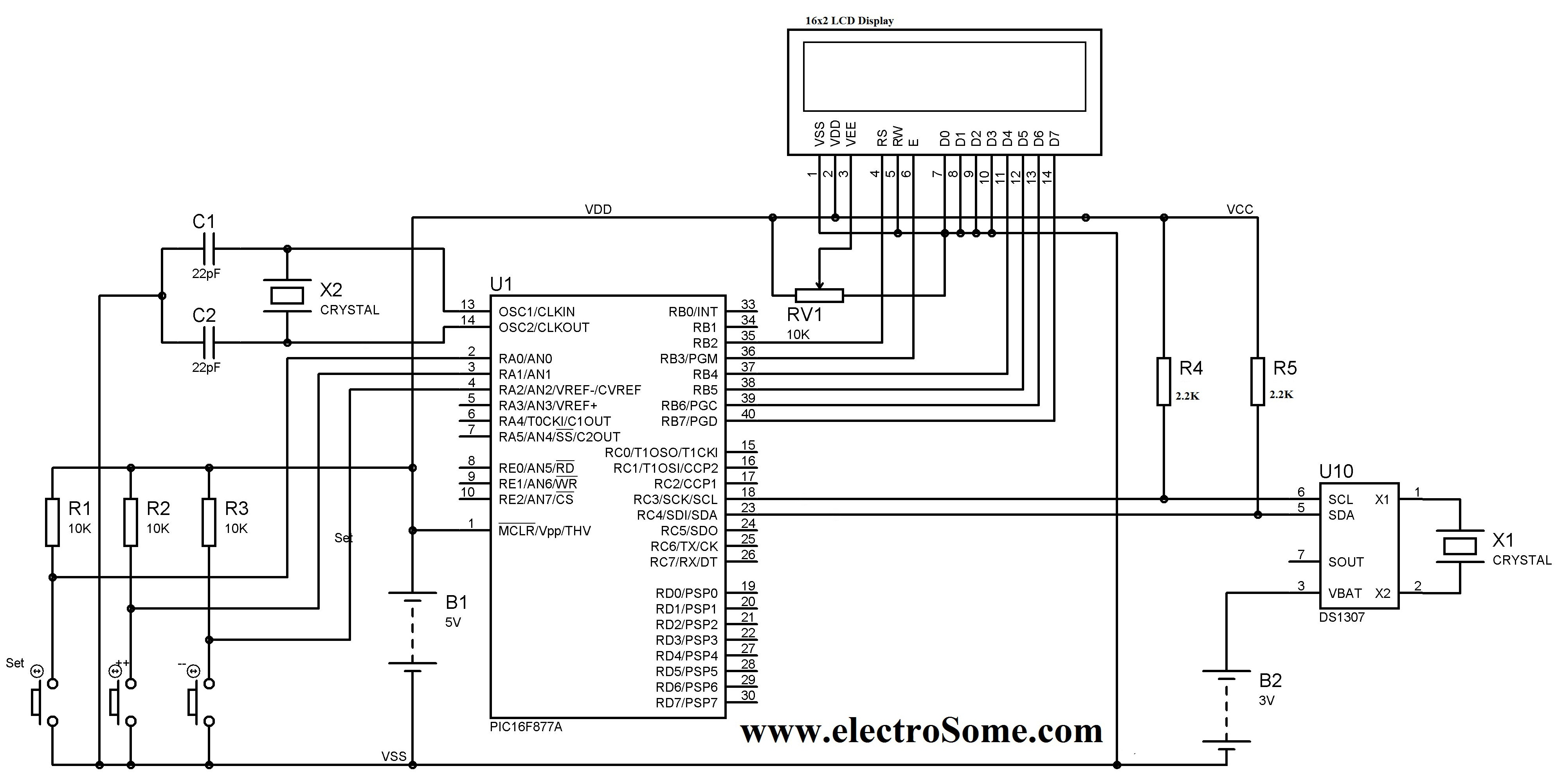Fantastic Thermometer Circuit Page 7 Meter Counter Circuits Nextgr Basic Wiring Cloud Histehirlexornumapkesianilluminateatxorg