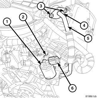 14+ 07 Dodge Nitro Engine Diagram Front Pics