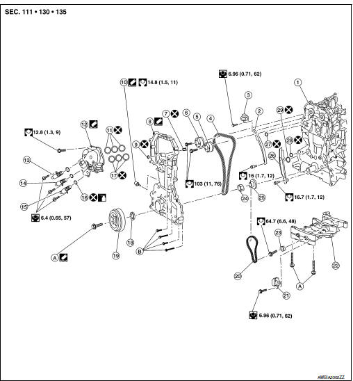 Kx 0468  Engine Timing Chain Diagram Schematic Wiring