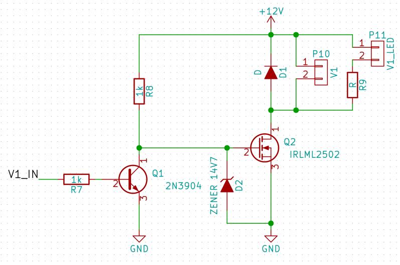 Groovy Mosfet Switch Circuit Design Feedback Electrical Engineering Stack Wiring Cloud Orsalboapumohammedshrineorg