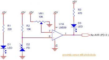 Outstanding The Line Follower Sensor And Its Circuitry Basic Electronics Wiring Cloud Biosomenaidewilluminateatxorg