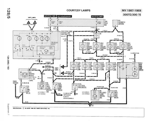 Astounding Wiring Diagram Needed 87 300Td Wagon Mercedes Benz Forum Wiring Cloud Rineaidewilluminateatxorg
