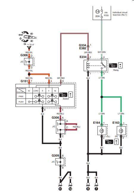 Suzuki Sx4 Headlight Wiring Diagram - Wiring Diagram