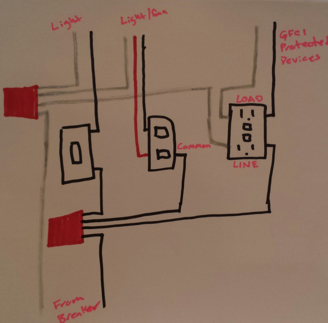 Super Wiring A Light Switch And Outlet Off Of A Basic Electronics Wiring Wiring Cloud Onicaalyptbenolwigegmohammedshrineorg