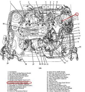 [SCHEMATICS_48IU]  1993 Corvette Engine Diagram - Wiring Diagrams | 94 Ford Tempo Wiring Diagram |  | karox.fr