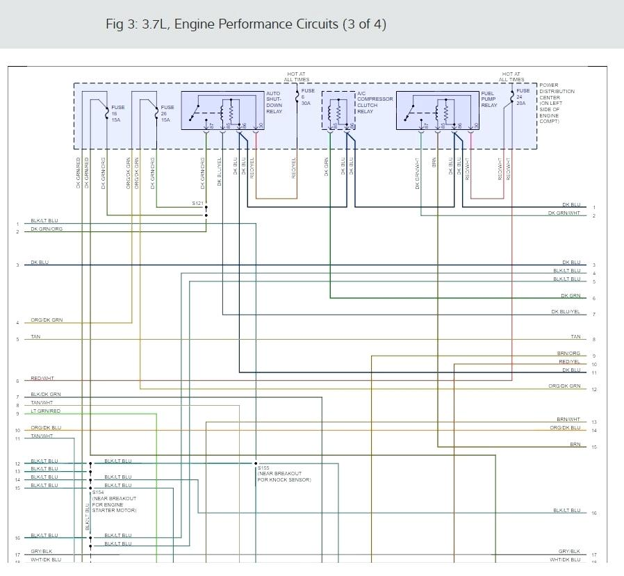 1999 Plymouth Breeze Wiring Diagram