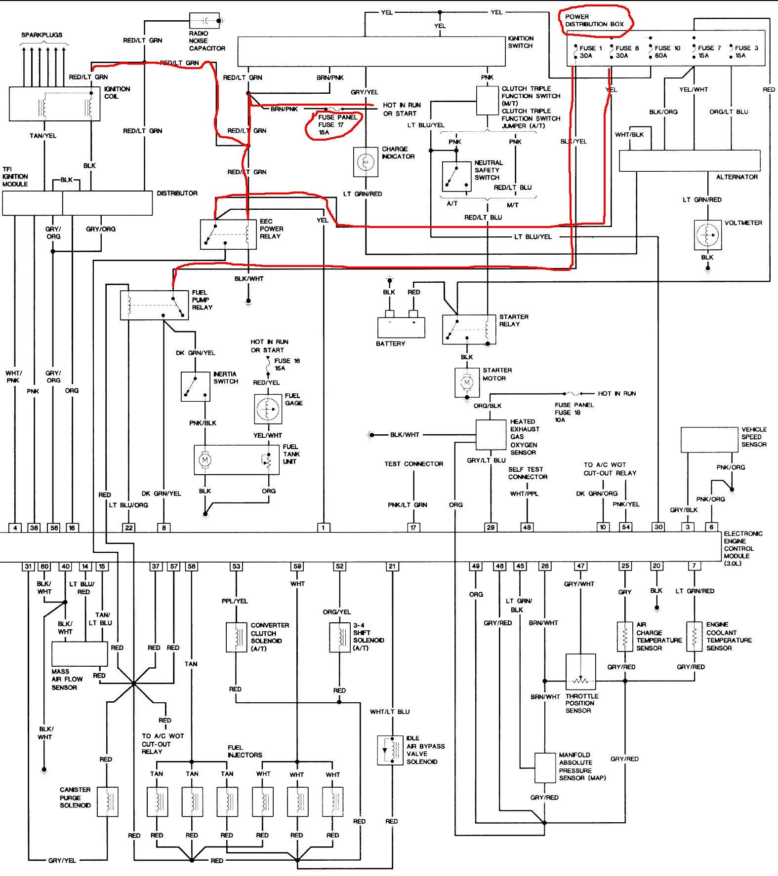 Tremendous Wiring Diagram On 91 Ranger Wiring Diagram Document Guide Wiring Cloud Licukosporaidewilluminateatxorg