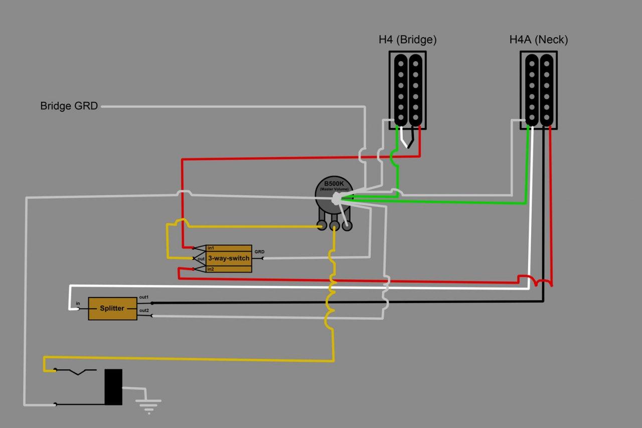 Miraculous Emg Hz Series H4 H4A Farbcodes Splitting Wiring Loten Statt Wiring Cloud Grayisramohammedshrineorg