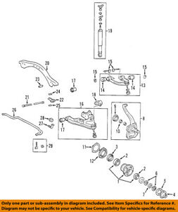 2000 toyota land cruiser wiring diagram vx 9697  lexus lx470 front suspension assembly and parts diagram  lexus lx470 front suspension assembly