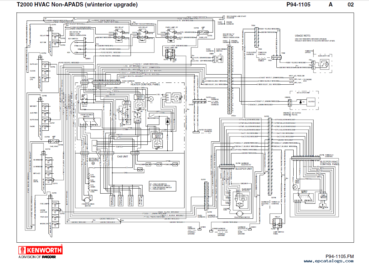 [ZTBE_9966]  MG_6572] Kenworth T800 Wiring Schematic Diagrams View Diagram Kenworth  Wiring T | Kenworth Ac Wiring Diagram |  | Joni Gray Cajos Mohammedshrine Librar Wiring 101