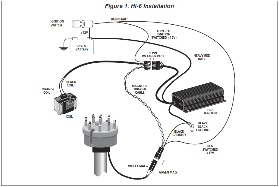 Crane Hi 6 Wiring Diagram