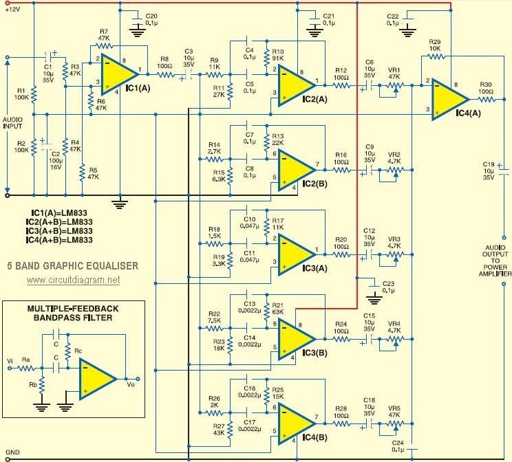Astounding Equalizer Category Electronic Circuit Diagram Wiring Cloud Lukepaidewilluminateatxorg