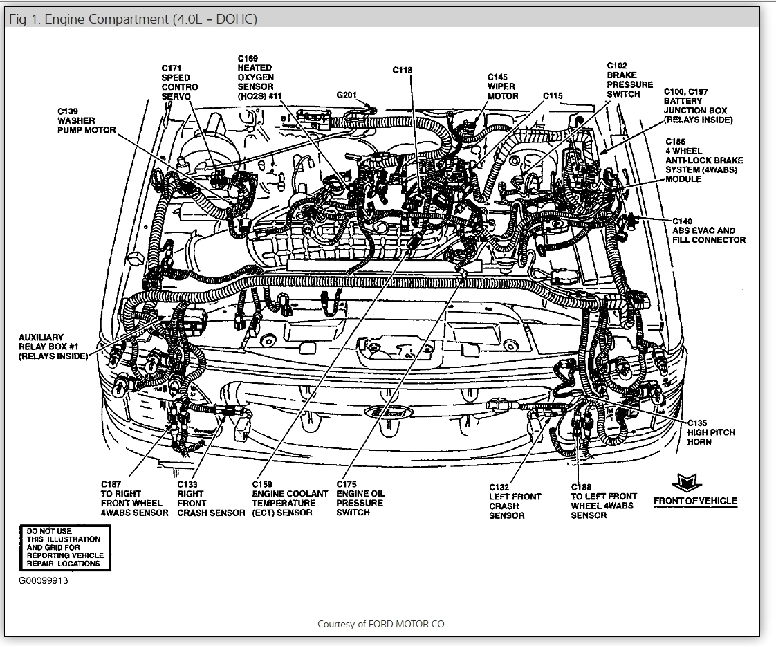 [EF_6001] 2002 Dodge Ram 1500 Fuel Filter Location Free Diagram