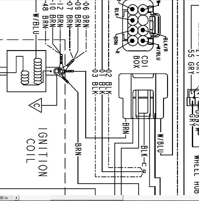 Wiring Diagram Polaris Sportsman 400