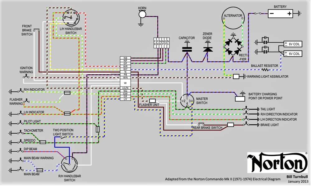 [DIAGRAM_4FR]  VD_7627] Ajs Matchless Owners Club View Topic 6V Wiring Schematic Wiring | Ajs Wiring Diagram |  | Funi Wigeg Mohammedshrine Librar Wiring 101