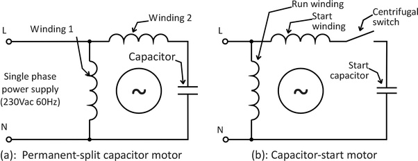 ajax 5 hp electric motor wire diagram sa 6092  as ac motor wiring diagram moreover ac run capacitor  as ac motor wiring diagram moreover ac