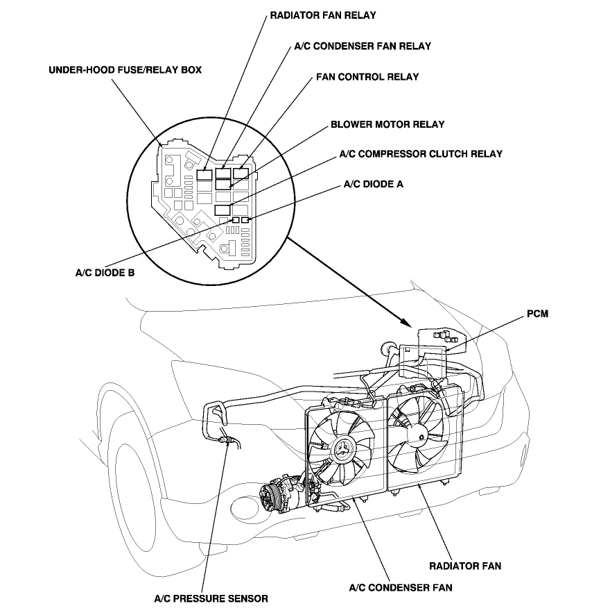 2009 honda crv wiring diagram wm 9867  honda cr v wiring diagram blower schematic wiring  honda cr v wiring diagram blower