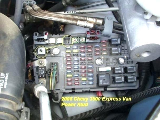 VS_6312] Fuse Box 2004 Chevrolet 2500 Free DiagramPenghe Papxe Mohammedshrine Librar Wiring 101