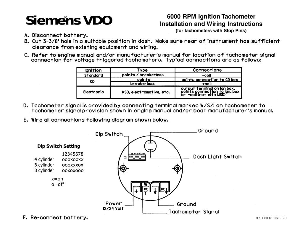 Vdo Rpm Gauge Wiring Diagram - 1998 Range Rover Tail Light Wiring -  landrovers.tukune.jeanjaures37.frWiring Diagram Resource