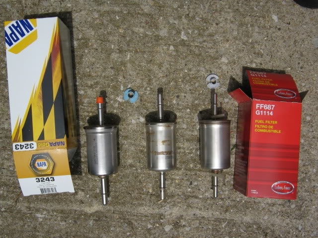 Fantastic 07 Xlt Fuel Filter Change With Red Clip F150Online Forums Wiring Cloud Dulfrecoveryedborg