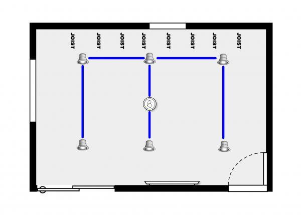 AD_6823] Light Wiring Diagram On Wiring On Wiring Pot Lights In A Series Schematic  WiringIcaen Umng Mohammedshrine Librar Wiring 101