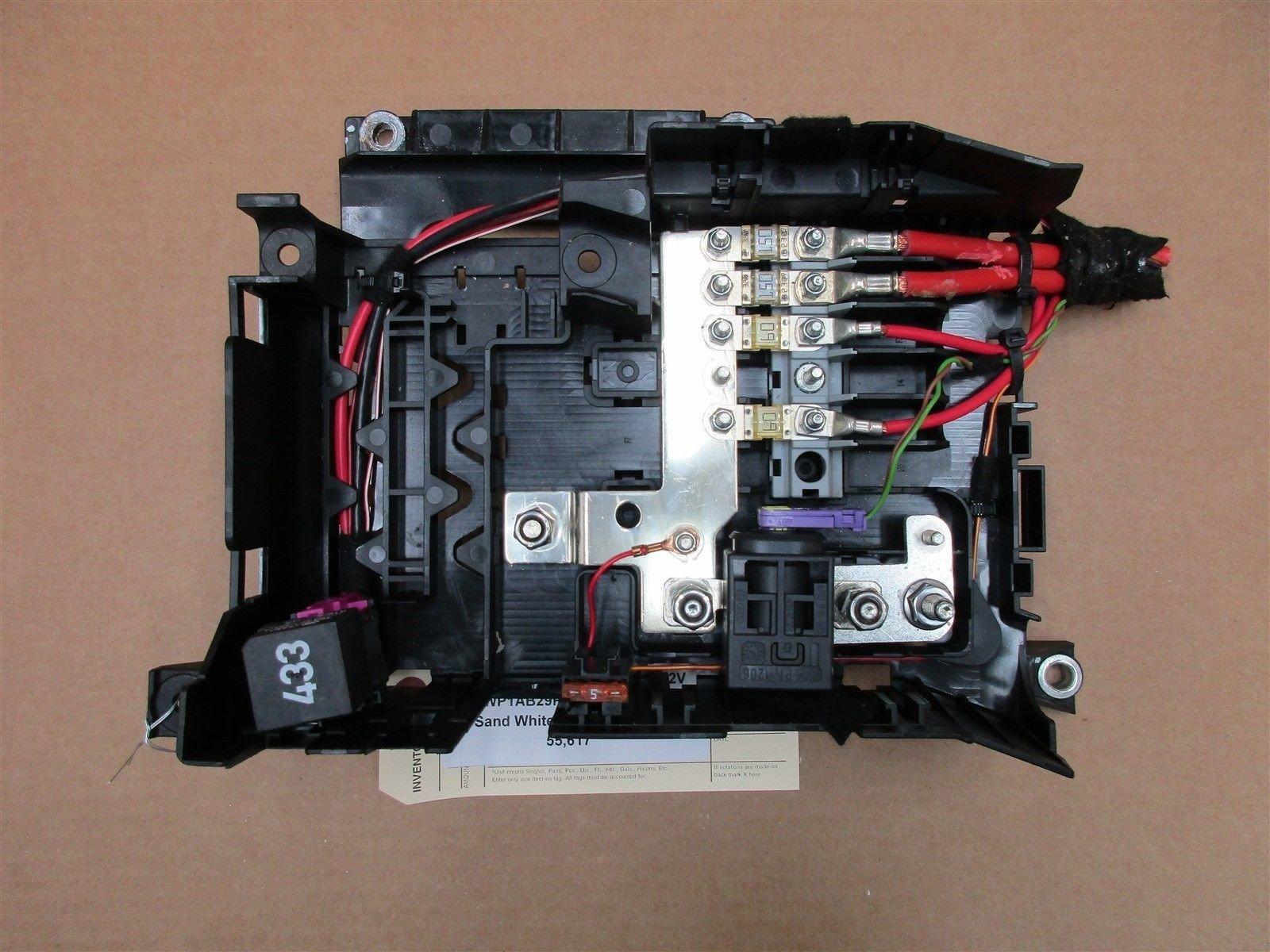 Fs 8964  Fuse Box Porsche Cayenne Wiring Diagram