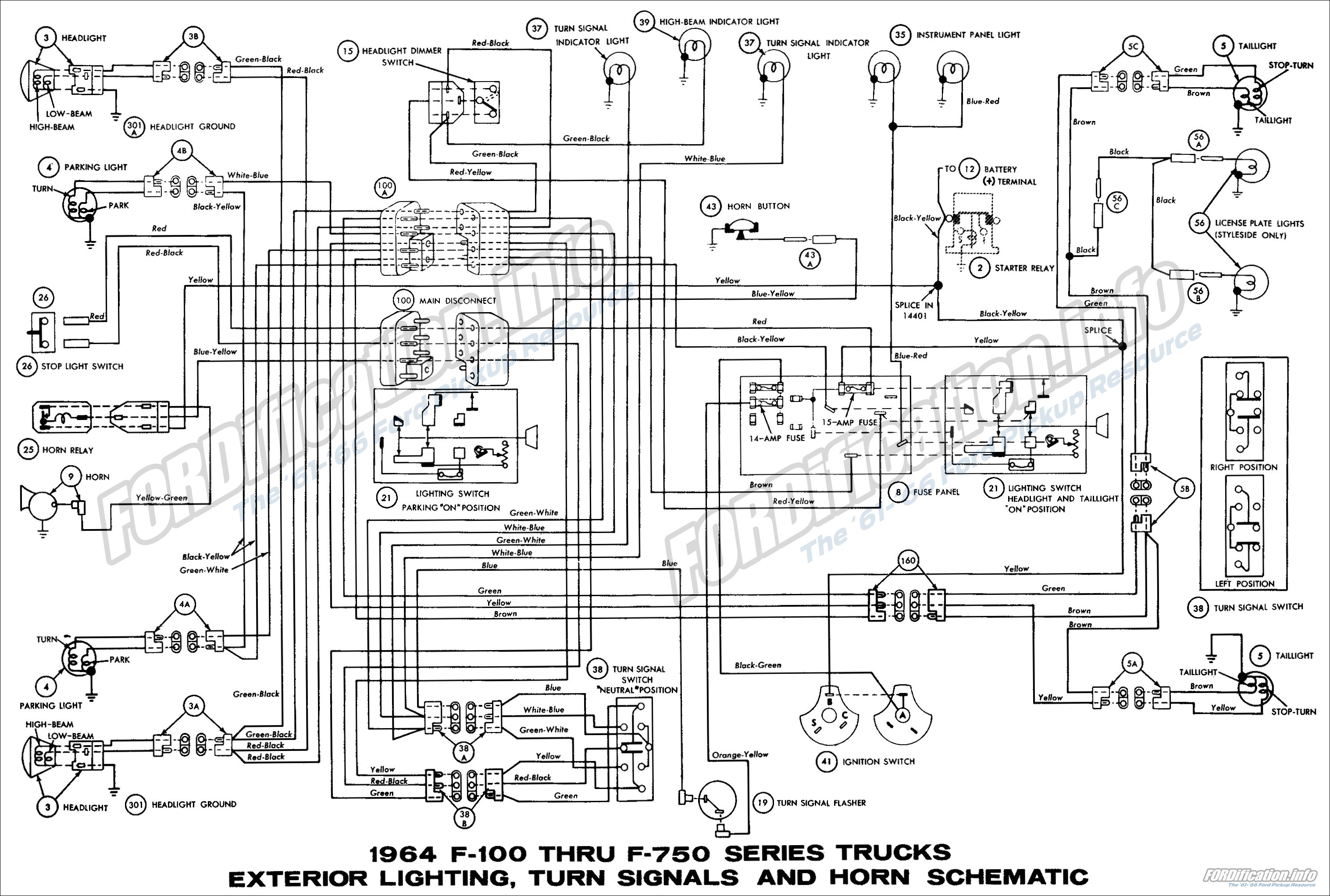 [DIAGRAM_4FR]  66 F100 Wiring Diagram Band Wiring Harness For 79 -  haji-bolot.the-damboel-27.florimunt.fr | 1966 Ford F100 Blinker Switch Wiring |  | Wiring Diagram and Schematics