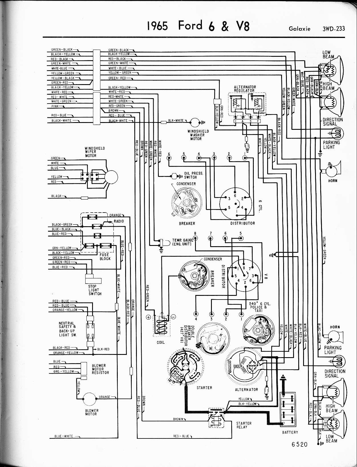 Astonishing Ford Wire Diagram Basic Electronics Wiring Diagram Wiring Cloud Domeilariaidewilluminateatxorg