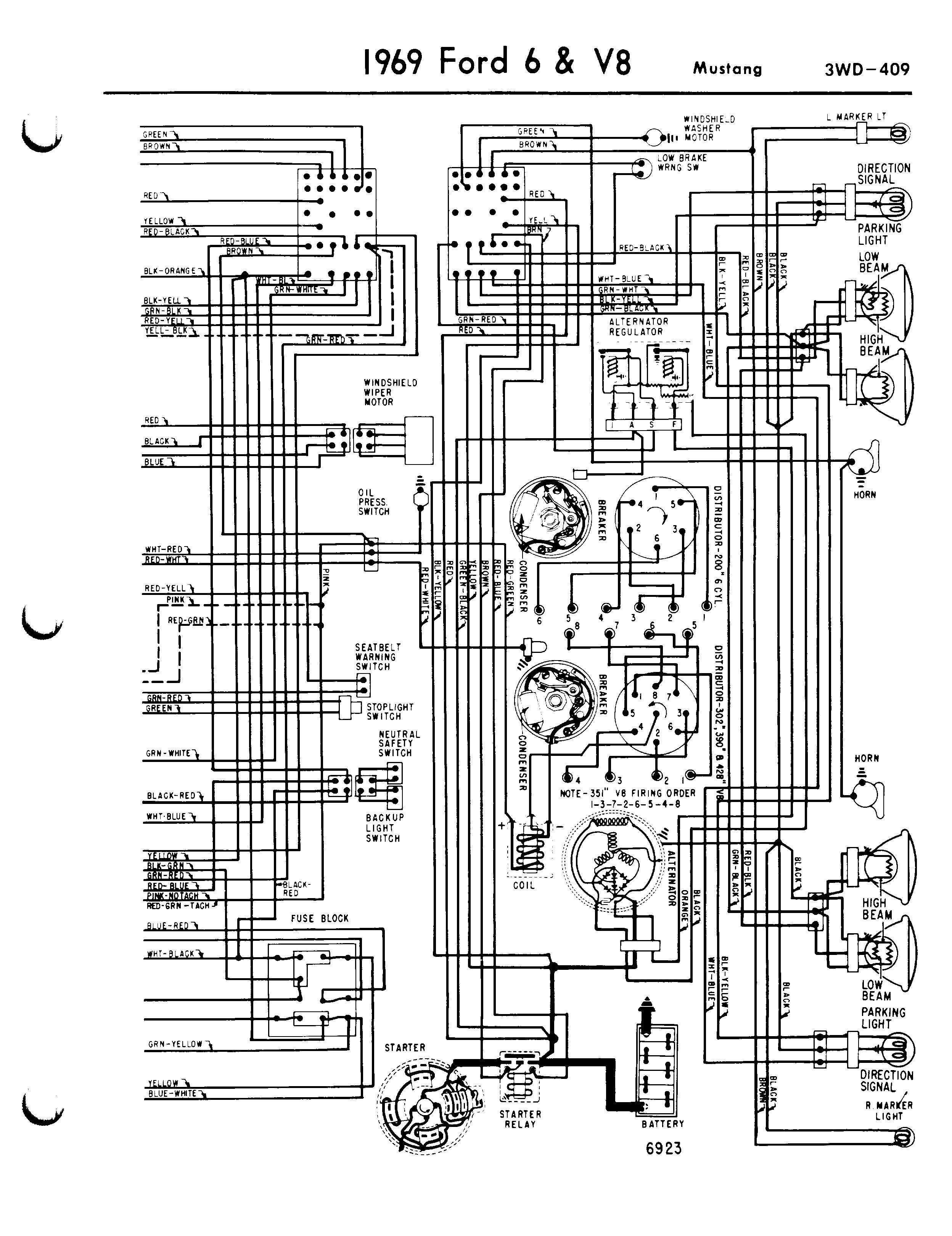 Amazing 1967 Ford Mustang Stereo Wiring Diagram Basic Electronics Wiring Wiring Cloud Waroletkolfr09Org
