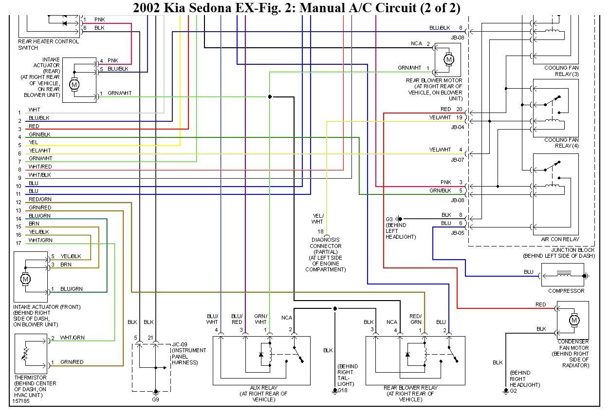Truck Engine Diagram 2002 Kia Sedona Wiring Diagram Alternator E Alternator E Sposamiora It