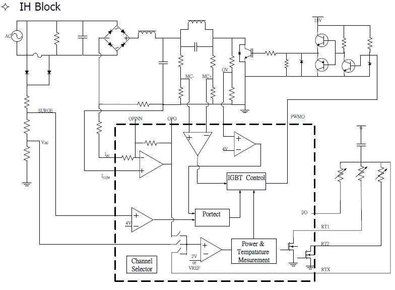 Phenomenal Induction Heater With Ckm005 Microcontroller Openschemes Wiring Cloud Licukaidewilluminateatxorg