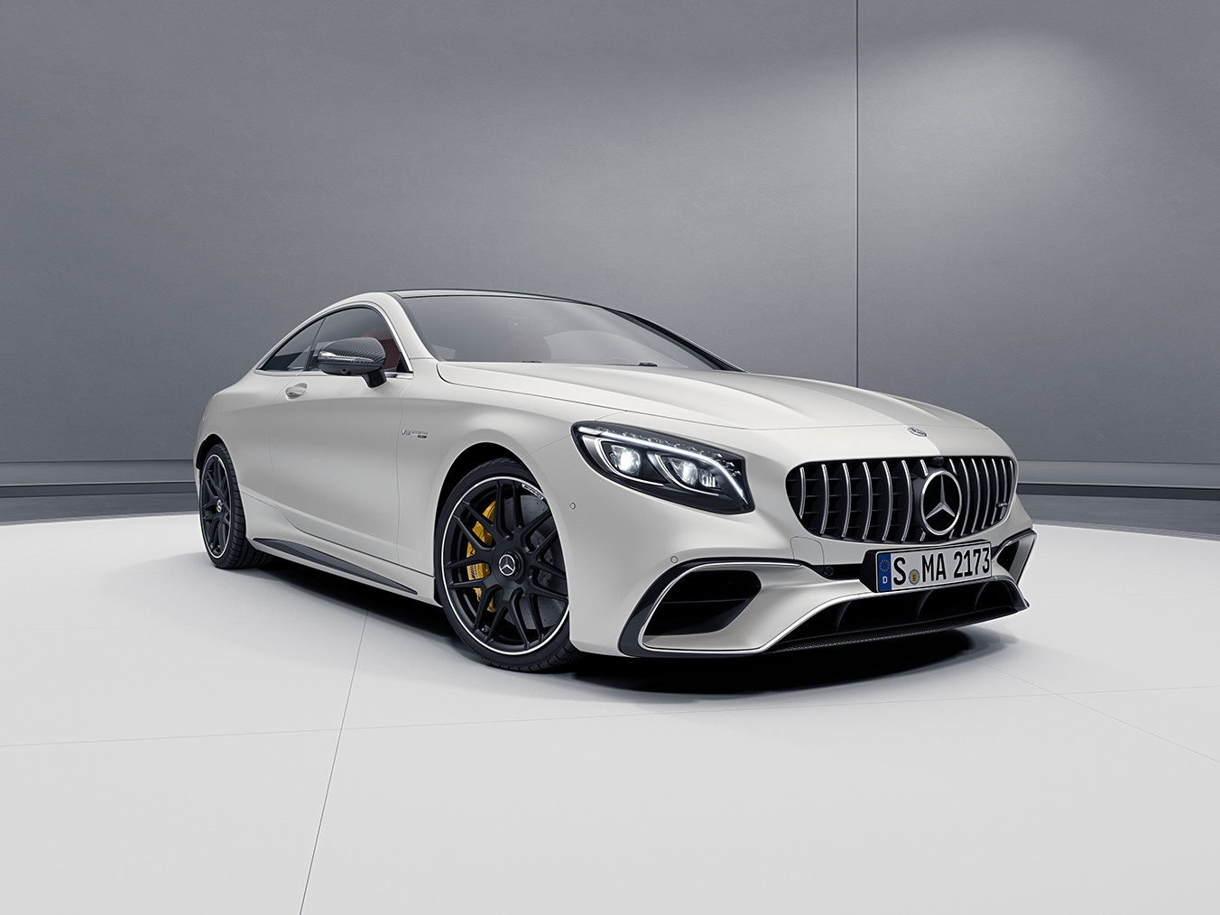Awesome Mercedes Amg S 63 4Matic Coupe Wiring Cloud Grayisramohammedshrineorg