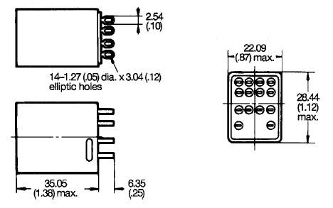 Bo 2072 Omron 4 Pin Relay Wiring Diagram 24vdc Relay Socket Wiring Diagram Schematic Wiring