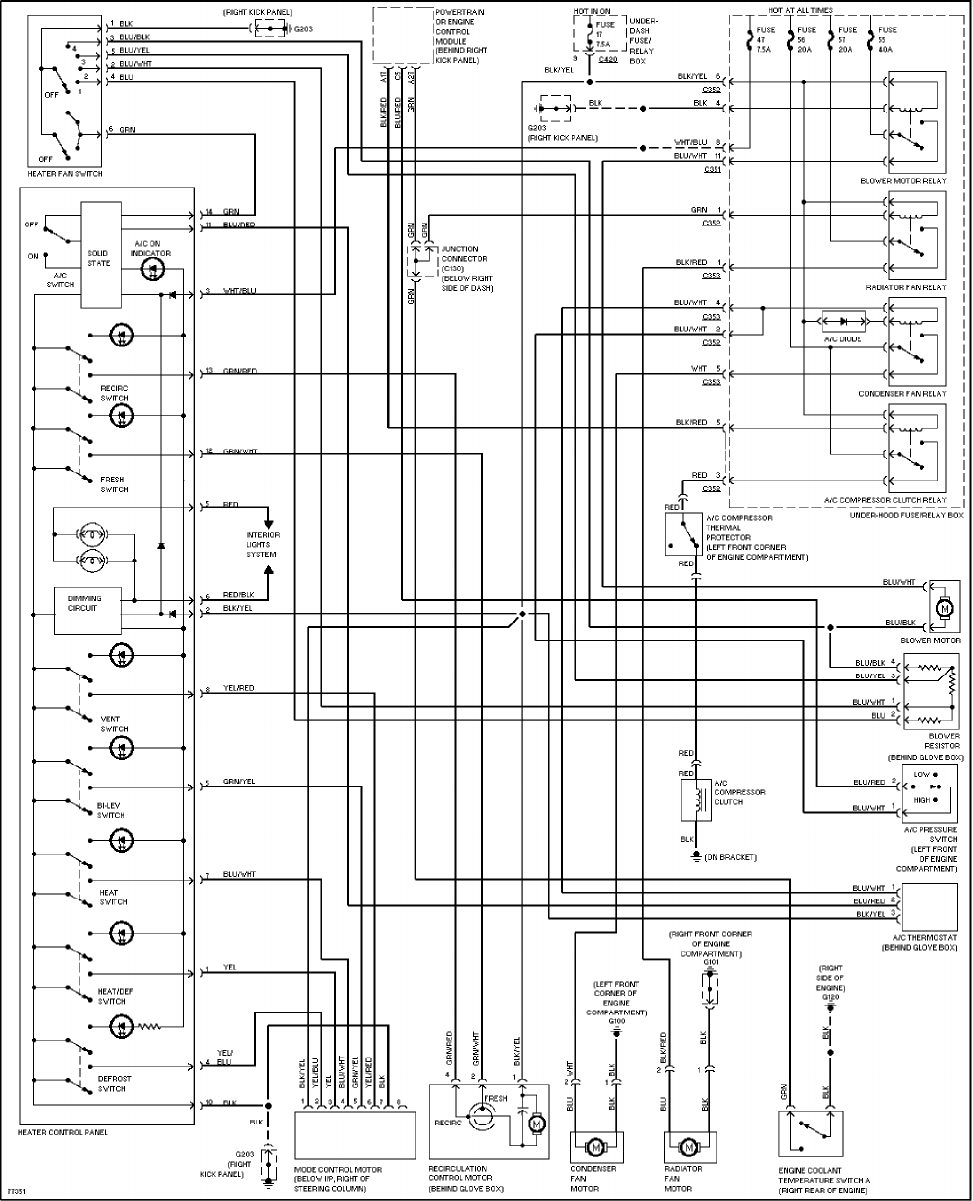 Pleasing 97 Civic Wiring Diagrams Today Diagram Data Schema Wiring Cloud Overrenstrafr09Org
