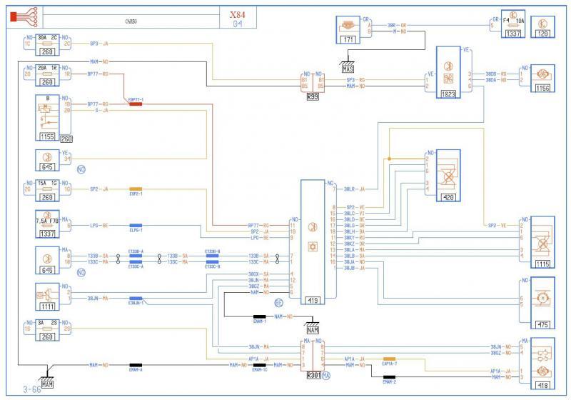 Megane Window Wiring Diagram