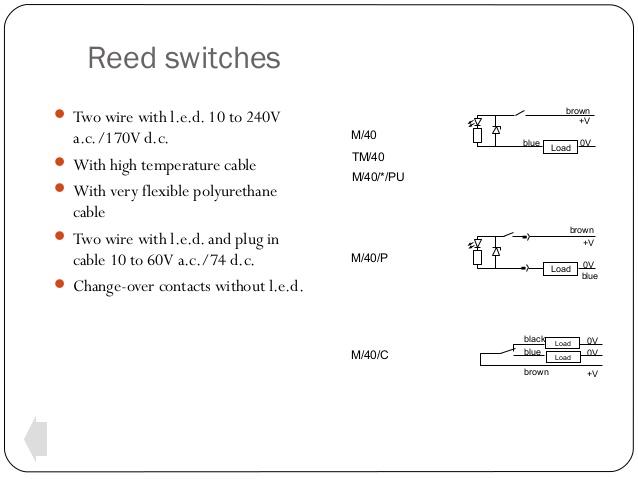 VT_5260] Reed Switch 3 Wire DiagramRdona Heeve Mohammedshrine Librar Wiring 101